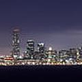 Fog City San Francisco by Mike Reid