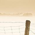 Fog Of Yesteryear by Cheryl Baxter