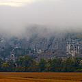Fog On The Bluffs by Raymond Williams
