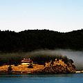 Fog Rolling By by Edward Hawkins II