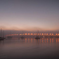 Foggy Bayfront Morning by Stacey Sather