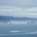 Foggy Coastline by Mark Alder