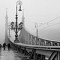 Foggy Day In Budapest by Ayhan Altun