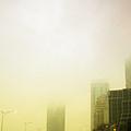 Foggy Drive by Margie Hurwich