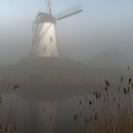 Foggy Morning by Elisabeth Wehrmann