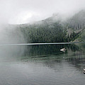 Foggy Mowich Lake by Tikvah's Hope