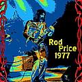 Foghat In Spokane 1977 by Ben Upham
