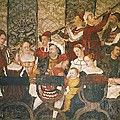 Fogolino, Marcello 1483-1553. Guests by Everett