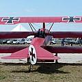 Fokker Dr.i by Matt Abrams