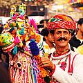 Folk Dancer by Money Sharma