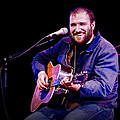 Folk Musician David Bazan In Concert by Randall Nyhof