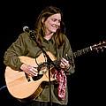 Folk Musician Denise Franke by Randall Nyhof