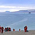 Following The Footsteps Of  Roald Amundsen.. by Nina Stavlund
