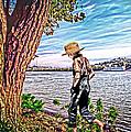 Following The River by Randall Branham