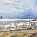 Folly Beach by Sennie Pierson
