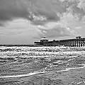 Folly Pier by Sennie Pierson
