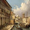 Fondaco Dei Turchi by Luigi Querena