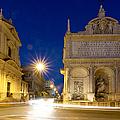 Fontana Dell'acqua Felice by Fabrizio Troiani
