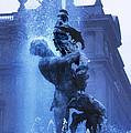 Fontana Delle Naiadi by Daniel Furon