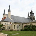 Fontevraud Abbey -  France by Christiane Schulze Art And Photography