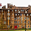 Fonthill Castle - Experimental by Richard Ortolano