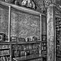 Fonthill Castle Library by Susan Candelario