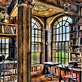 Fonthill Castle Office by Susan Candelario