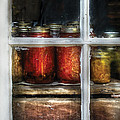 Food - Country Preserves  by Mike Savad