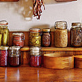 Food - I Love Preserving Things by Mike Savad