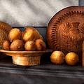 Food - Lemons - Winter Spice  by Mike Savad