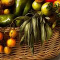 Food - Veggie - Sage Advice  by Mike Savad