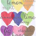 Foodie Love by Linda Woods