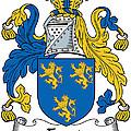 Foord Coat Of Arms Irish by Heraldry