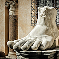 Foot Of Constantine by Joan Carroll