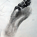 Foot Study by Corina Bishop