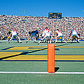 Football Game, University Of Michigan by Panoramic Images