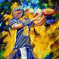 Football I by Lourry Legarde