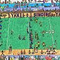 Football by Paul Fields