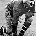 Football Player Jim Thorpe by Underwood Archives