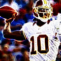 Football - Rg3 - Robert Griffin IIi by Paul Ward