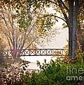 Footbridge by Kari Yearous