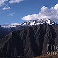 Foothill Of The Andes by J L Woody Wooden