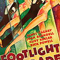 Footlight Parade, Dick Powell, Joan by Everett