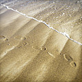 Footsteps by David Stone