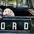 For Our Retriever Dogs by Molly Poole