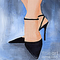 For The Love Of Shoes by Michelle Constantine