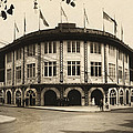 Forbes Field Pittsburgh 1909 by Mountain Dreams