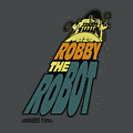 Forbidden Planet - Robby The Robot by Brand A