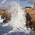 Force Of Breaking Waves by Heiko Koehrer-Wagner