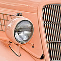 Ford Classic In Salmon by Carolyn Marshall
